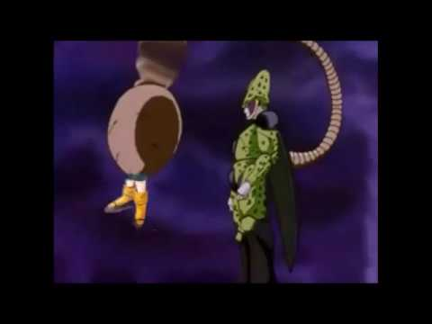 Perfect Cell Absorbs Android 18