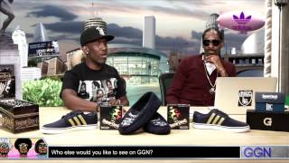 GGN Snoop Becomes The 6th Boyz II Men