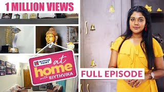 At home with Bigg Boss Tamil Winner Riythvika | I wanted to get married after buying my own house
