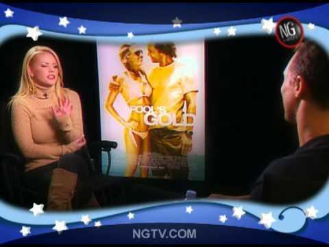 Kate Hudson & Matthew McConaughey on Fool's Gold