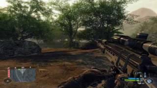 Crysis Warhead Gameplay Full HD