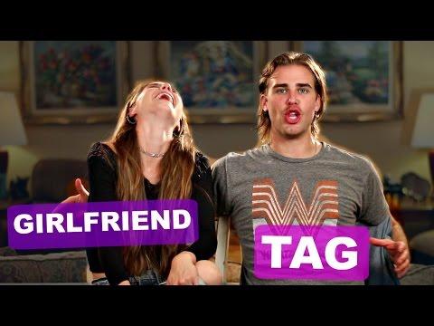 GIRLFRIEND TAG  ft NINA and RANDA