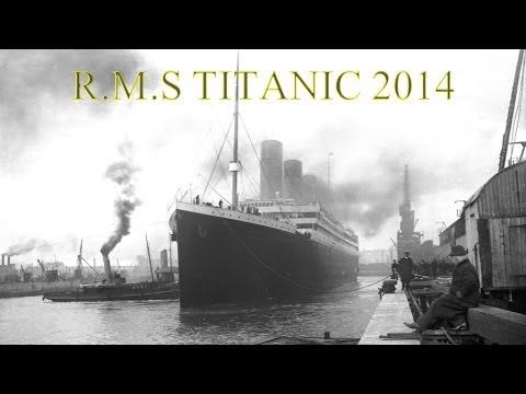 TITANIC TRIBUTE 2014