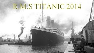 TITANIC TRIBUTE 2014