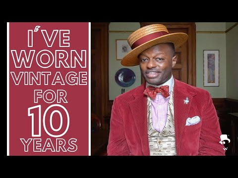 FINDING YOUR PERSONAL STYLE in the VINTAGE COMMUNITY