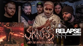 """SKINLESS – """"Only The Ruthless Remain"""" (Official Track)"""