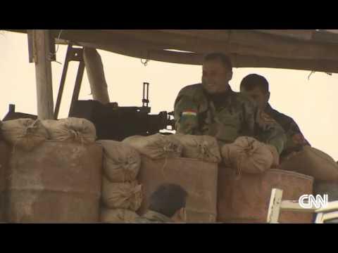 Masrour Barzani speaks to CNN