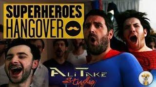 El Resacón de los Superhéroes (Superheroes Hangover) - Doblaje en Español (FanDub / Castellano)
