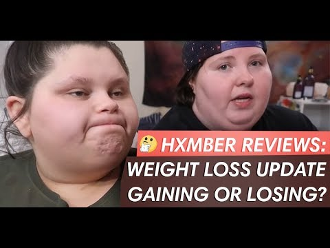 Reviewing/Yelling at WEIGHT LOSS UPDATE   GAINING OR LOSING? with Amberlynn Reid