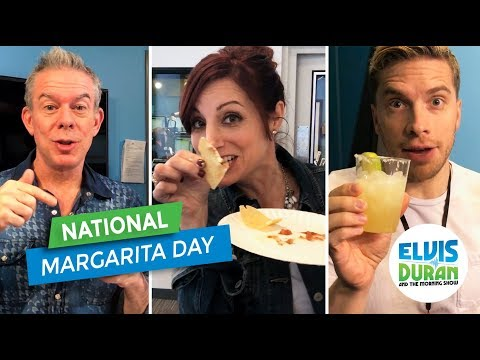 National Margarita Day | Elvis national margarita day