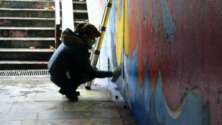 TONIEMY - Warsztaty graffiti