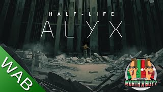 Half Life Alyx Review - We are back in Half Life (Video Game Video Review)