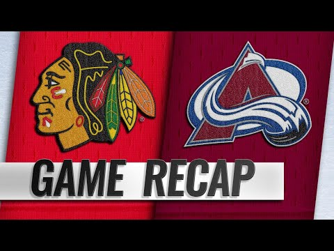 Kane scores in OT to propel Blackhawks past Avalanche