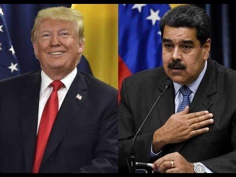 ¿En qué consiste el bloqueo económico de Trump al Gobierno de Venezuela? - Blu Radio