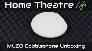 MUZO Cobblestone Unboxing: A Network Media Player for Streaming Music