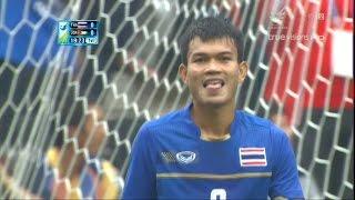 ฟุตบอล เอเชียนเกมส์ ครั้งที่17 ทีมชาติไทย 2-0 ทีมชาติจอร์แดน 28-09-2014