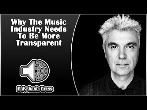 The Music Industry Needs To Be More Transparent | Music Discussion