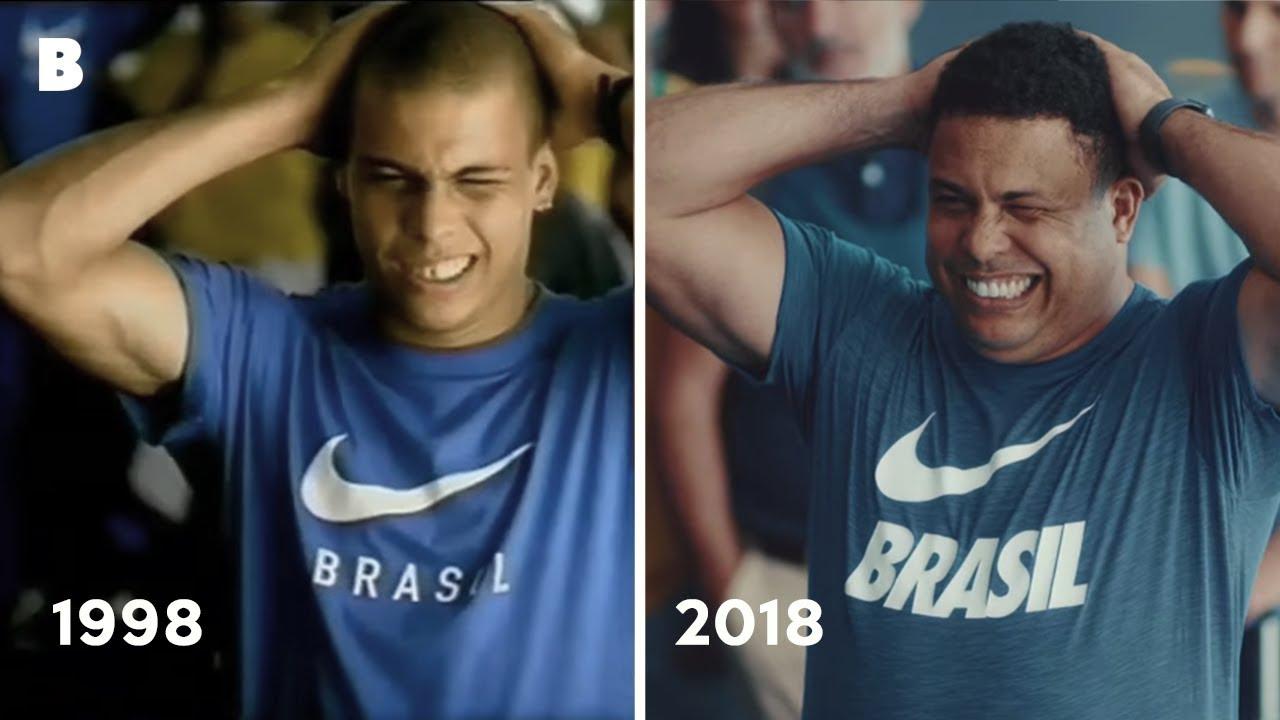 best website website for discount best choice La dernière pub géniale de Nike et du Brésil pour la Coupe du Monde 2018