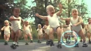 Em bé nhảy Gangnam Style