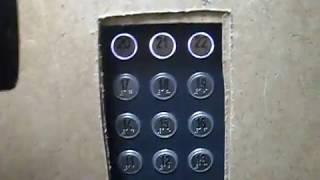 Смотреть видео 4 Лифта ЕЛМ Бизнес-класс @ ЖК Маршала Захарова 7, Орехово Борисово Северное, Москва, Россия онлайн