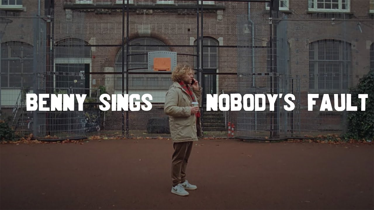New Video: Benny Sings - Nobody's Fault feat. Tom Misch