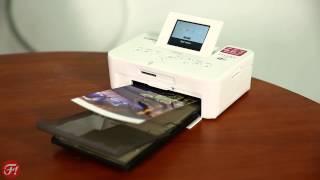 фотошкола рекомендует: Обзор фотопринтера Canon SELPHY CP910