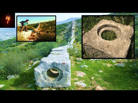 """Patara Pipes"" Ancient High-Technology Hidden In Turkey?"
