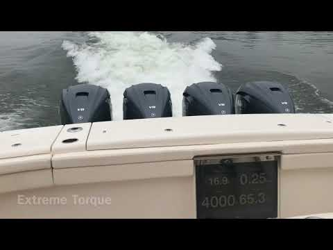 Yamaha Outboards 425HP XTO Offshore Release