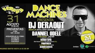 DANCE MACHINE EN ANTOFAGASTA CLUB HAPPY