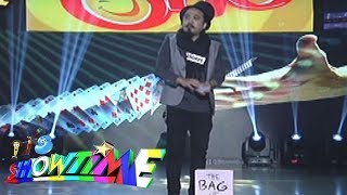 """It's Showtime Funny One: Anthony """"Supremo"""" Andres"""