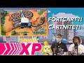 Fortcart?! Cartnite?! Kotaku XP 7/13/2018