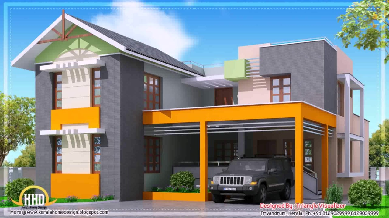Kerala style house plans below 2000 sq ft youtube 2000 sq ft house images