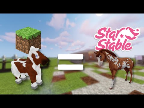 How To Turn Minecraft Into A Horse Game