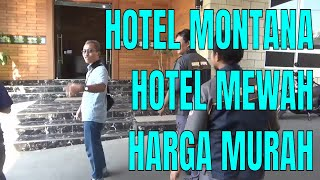 Survey Harga dan Fasilitas Hotel Montana Kuningan Jawa Barat
