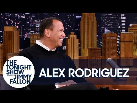 Alex Rodriguez Responds to Jennifer Lopez's