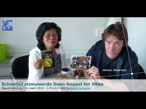 Liften naar Suriname bij Radio Nederland Wereldomroep