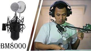 🎵 REVIEW TAFFWARE BM 8000 🎤  MIC UNTUK YOUTUBER ✅ BAHASA INDONESIA ~ Laiqul