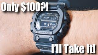 Only $100?  I