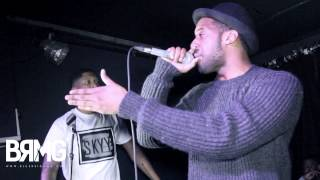 Shakka Performs Walking With Elephants Live W/ Frisco @ The Den [@IamShakka @BigFris] | BRMG