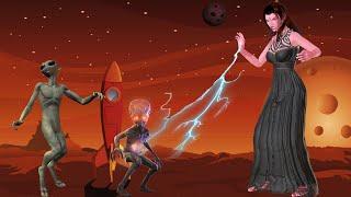 चुड़ैल मंगल पर - पार्ट २ Horror Storie Moral Stories Horror Kahaniya Ghost Story Hindi Kahaniya Hindi