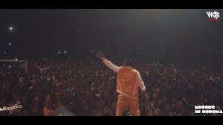 Mbosso  live performance Maajab Dodoma wasafi festival 2019