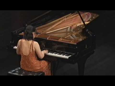 Amy J. Yang  Bach: French Overture BWV 831 Part 3