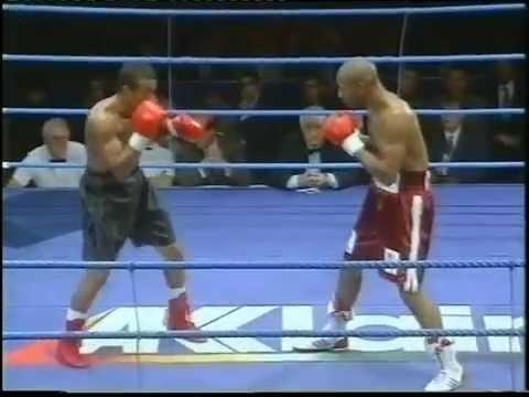 """Paul """"Silky"""" Jones vs Verno Philips WBO Super Welterweight World Championship Round (1-11)"""