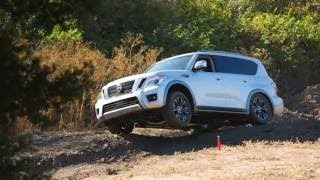 Real World Test Drive Nissan Armada 2017