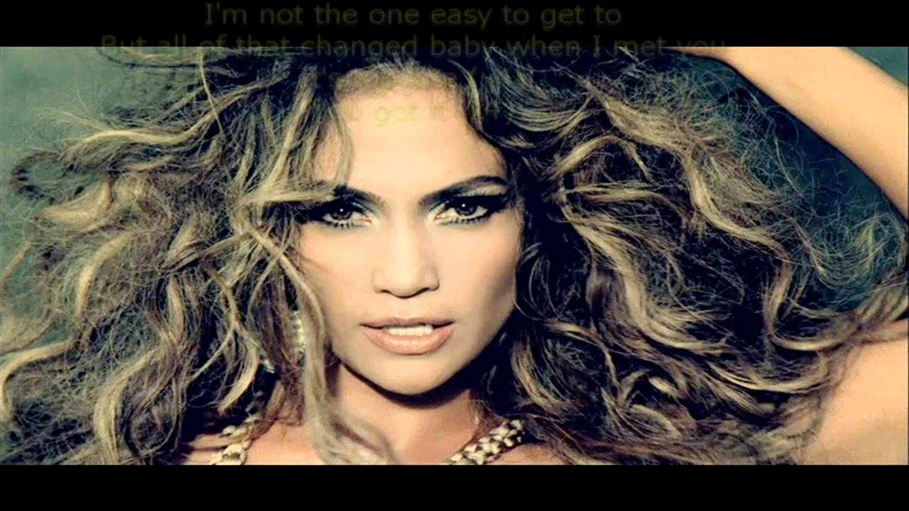 Download I'M INTO YOU- Jennifer Lopez ft Lil Wayne lyric video HD