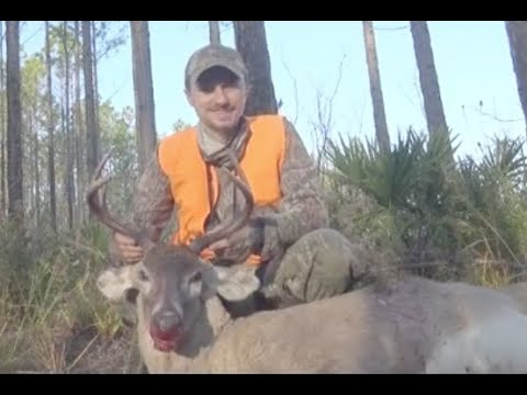 Public land deer hunting with the ole muzzleloader in Florida!