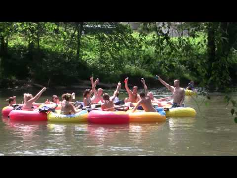 Rolling Thunder Tubing on the Toccoa River
