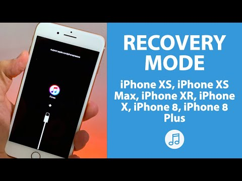 How to Use iPhone Recovery Mode on iPhone 8 and Newer