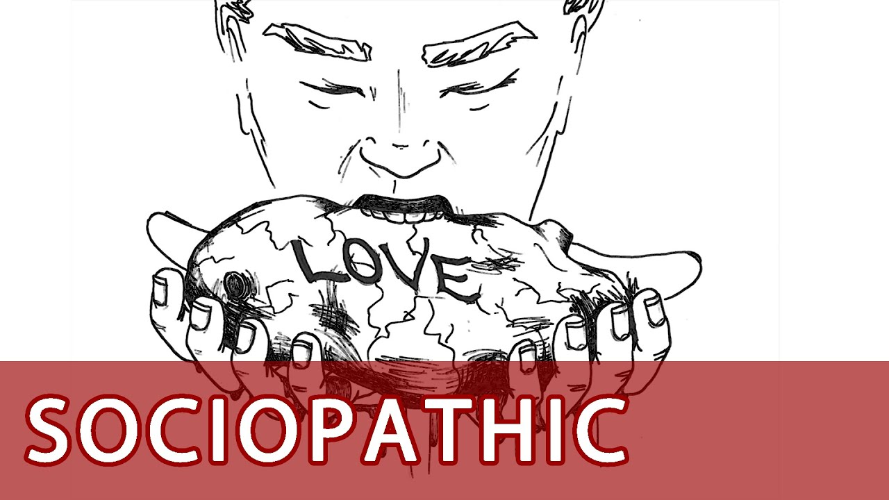 Sociopath Personality Test - 10 Sociopathic Signs - YouTube
