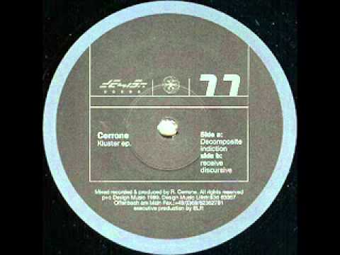 Rino Cerrone - Decomposite